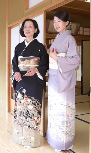 結婚式の呉服